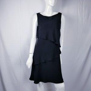 NEW Jones New York Dress Tired Layered Shift